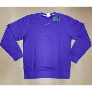 Nike Legend Purple Sweatshirt Men's US Size S